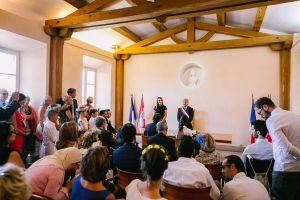 photographe mariage saint tropez photo mairie