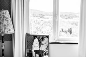 photographe mariage saint tropez photo robe mariee