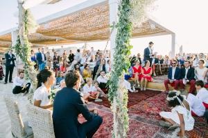photographe mariage saint tropez photos ceremonie laique plage
