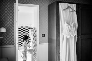 photographe mariages saint tropez photo robe mariee