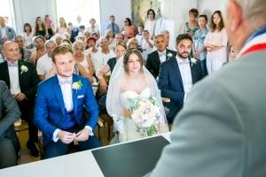 photographe mariages à marseille, photo cérémonie civile mairie