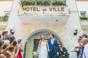 photographe de mariage à marseille, photo lors de cérémonies civiles