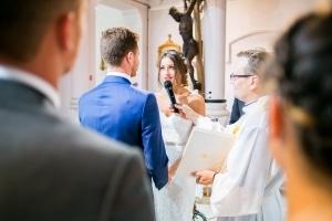 photographe mariage à marseille, photo dans l'église