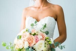 photographe pour mariage à marseille, photo de la mariée