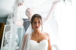 photographe mariage marseille, photos préparatifs, voile mariée