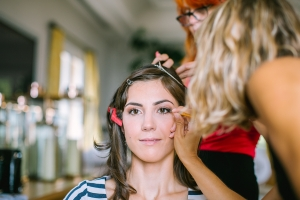 photographe mariage nice preparatifs make up