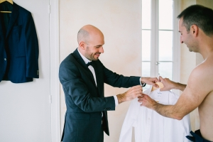 photographe mariage le castellet photos preparatifs var