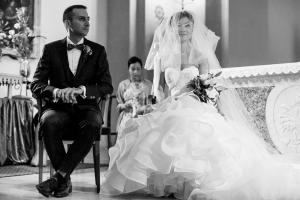 photographe mariage allauch photos ceremonie religieuse provence