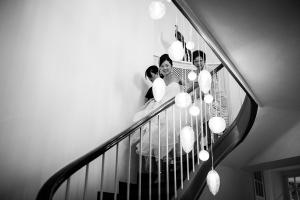 photographe mariage le castellet photo habillage mariee