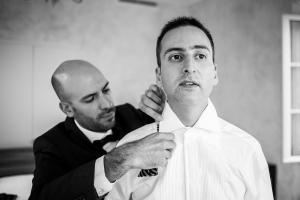 photographe mariage le castellet photos preparatif marie var