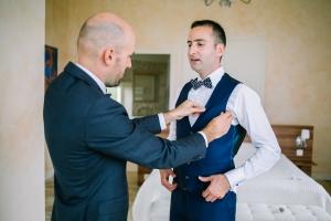 photographe mariage le castellet photos preparatifs marie var