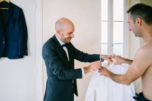 photographe mariage le castellet photos preparatifs var