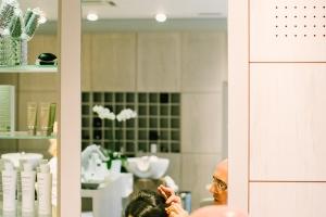 photographe mariages le castellet photos preparatifs mariee var
