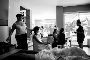 photographe mariage marseille photos preparatifs mariee