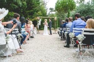photographe pour mariage anglais, provence, cérémonie laïque