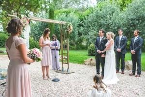 photographe pour mariage anglais, provence lubéron vaucluse, photos cérémonie laïque
