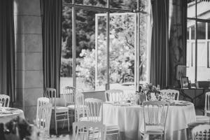 photographe de mariages anglais en provence, photo décoration salle