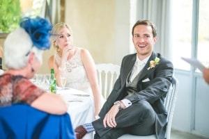 photographe mariage anglais, provence, photo discours