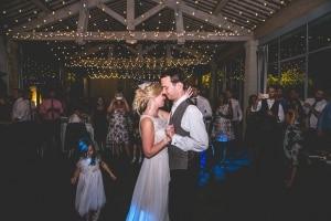 photographe de mariage anglais en provence, photo première danse