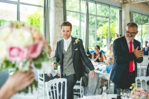 photographe mariage anglais, provence, photos du repas