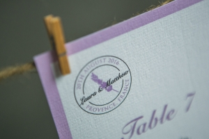 photographe de mariage anglais, provence, photos décoration salle
