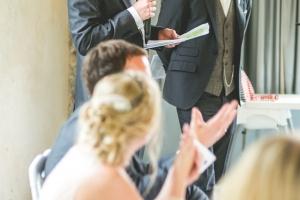photographe mariage anglais, en provence, photos du discours