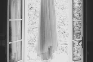 photographe de mariages anglais, en provence, photo robe mariée