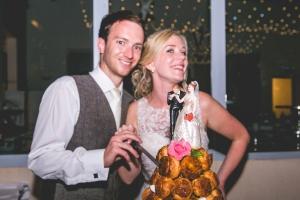 photographe de mariages anglais, en provence, photo soirée