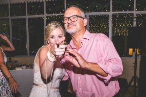 photographe mariages, anglais, provence, photo soirée