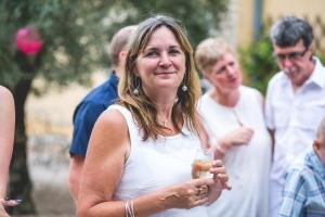 photographe de mariage anglais en provence, photos cocktail