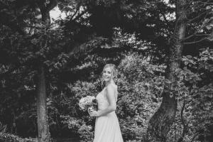 photographe pour mariage anglais en provence, portraits mariée