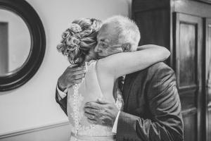 photographe de mariages en provence, père de la mariée