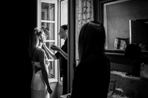photographe mariage gordes luberon photos make up mariee