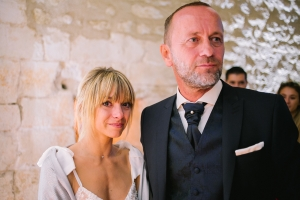 photographe mariage gordes photo luberon ceremonie religieuse