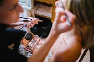 photographe mariage luberon photo make up mariee