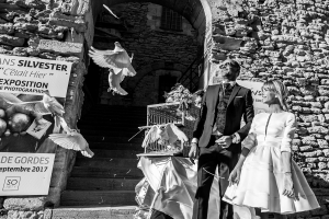 photographe mariage photo gordes luberon ceremonie civile
