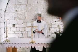 photographe mariages gordes luberon ceremonie religieuse