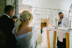 photographe mariage gordes luberon photo ceremonie religieuse