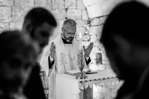 photographe mariages gordes luberon photo ceremonie religieuse