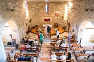 photographe mariage à marseille, photo église