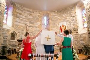 photographe mariage marseille photo église