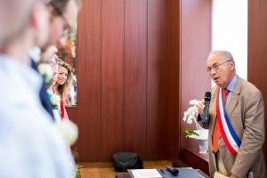photographe mariage marseille, photos cérémonie civile mairie