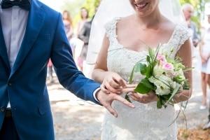 photographe mariages marseille, photo de cérémonie religieuse église