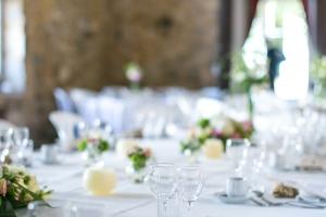 photographe de mariages à marseille, photo,s décoration table