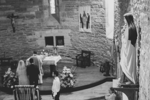 photographe mariage marseille, photos de l'église
