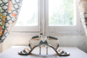 photographe de mariage, chaussure de la mariée, saint rémy de provence