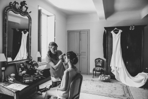 photographe mariage, make up mariée, saint-rémy de provence