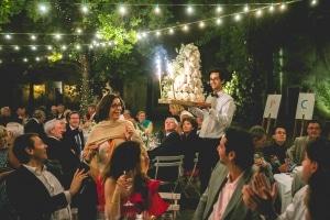 photographe de mariage, pièce montée, saint rémy de provence