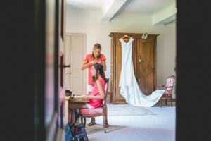 photographe de mariage, préparatifs mariée, saint rémy de provence