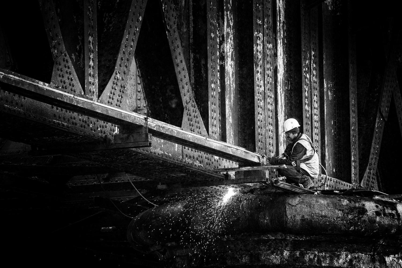 Photographe de chantier industriel à marseille, photo de travaux et de btp pour les entreprises